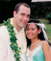 Kyle and Joan Bartholomew