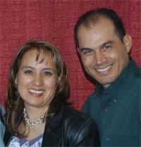 Patricia and Salvador Velasco